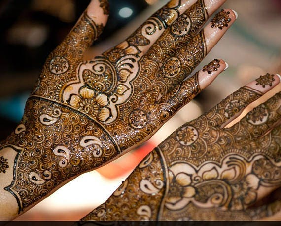 Party Mehndi Cone : Indian neha natural herbal henna cones temporary tattoo body