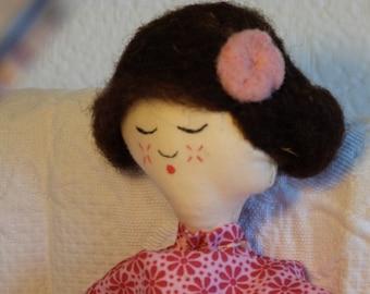 Red doll ' she Yu