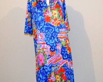 Vintage Frock / House Dress /Gown 1970's