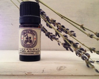 100% English Lavender  Essential Oil from Kent, 10ml  - Premium Therapeutic Quality - relaxing, anti-inflammatory