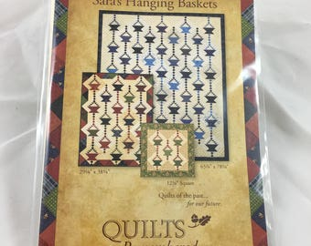 Quilts Remembered Quilting Pattern