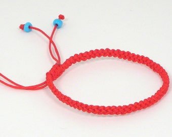 Good Luck Red String Bracelet
