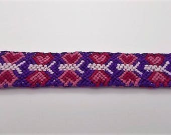 Frienship Bracelet Woven - Friendship Gift for Girls - Frienshipship Cotton Bracelet