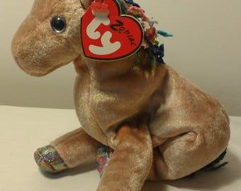 TY Beanie Baby Zodiac Horse