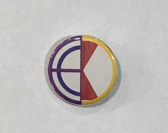 Clintasha Pinback Button