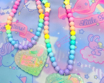 Dreamy Candy Necklace