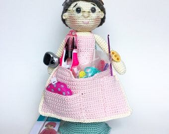 Crafters Granny crochet kit.
