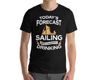 Sailing Shirt, Funny Sailing Shirt, Sailor Shirt, Anchor Shirt, Sailor T Shirt, Captain T Shirt, Boat TShirt, Anchor T-Shirt, Cruise Shirt