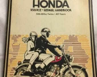 Honda Service Repair Handbook