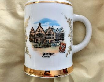 Antique German mug knick knack