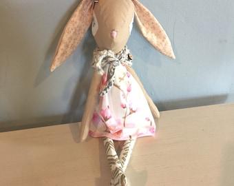 handmade Doll Bunny