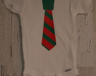 Tie Onesie - Baby Boy Onesie - Baby Boy Outfit - Custom Baby Onesie - Baby Boy Gift