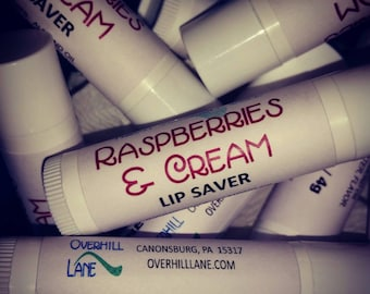 Lip Savers ~ Your Choice of Flavors