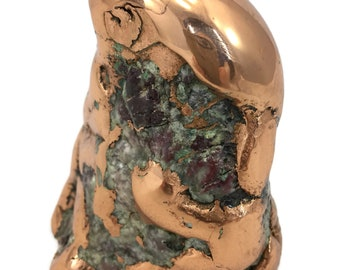 Michigan oxidized copper