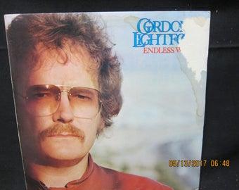 Gordon Lightfoot Endless Wire - Warner Bros 1978