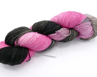 Paris at Last Variegated Lovely Hand Dyed Sock Yarn - In Stock