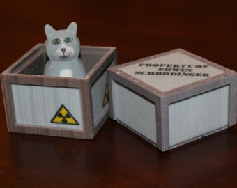 Schrodinger's Cat and Box