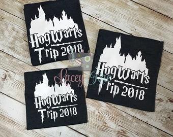 Universal Studios Family Shirts Triblend, Matching Hogwarts Family Disney, Matching Disney Shirts for Family, Harry Potter Shirt,  Trip Shi