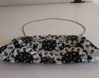White-House/Black Market Evening Purse