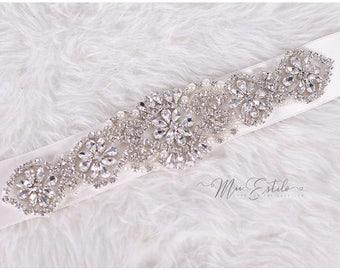 Mii-Estilo Sash l Dress Accessories l Sash for Dress