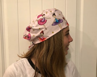 Ballerina Scrub Hat
