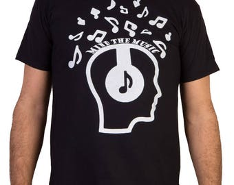 Mind the Music / MSC 3 - Music Man T-shirt