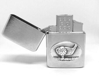 Golf Ball Pocket Lighter