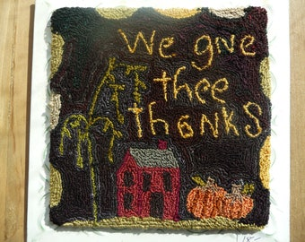 We Give Thee Thanks