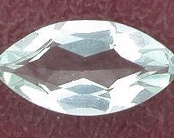 8x4 marquise light blue aquamarine gem stone gemstone