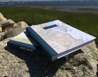 Large Custom Guest Book