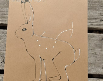 Scorpio Jack Rabbit Constellation Original