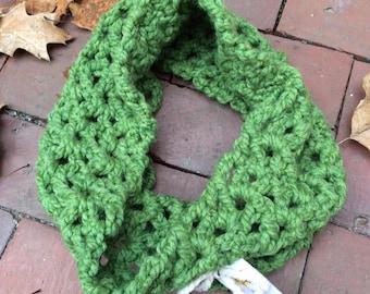 Infinity Scarf > Crochet Scarves > Cowl >Chunky Cowl > Chunky Crochet Scarf > Long Scarf > Infinity Knitted Scarves > Stella Infinity Scarf