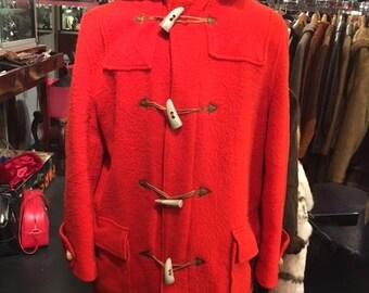 Hudson Bay Red Men Coat