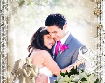 Professionally edited wedding photos!
