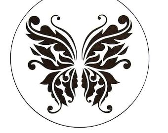 Butterfly coaster (model 16)