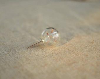 Dandelion Seed Ear Studs
