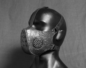Perfect fo Burning Man Art Festival Mask Clothing Men Mask Festival Clothing Rave Clothing Cosplay Clothes Mask Rave Fallout Cosplay Mad Max