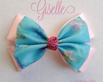 giselle enchanted hair bow