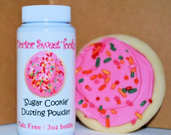 Sugar Cookie Dusting Powder (Talc Free)