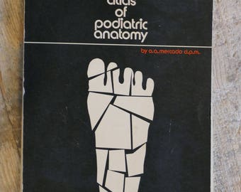 An Atlas of Podiatry - Transparency Book