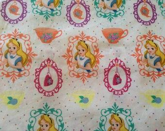 Alice in Wonderland Bibs, Teethers and Headwraps