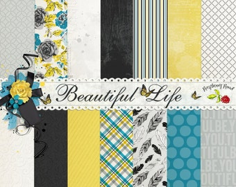 Beautiful Life Papers
