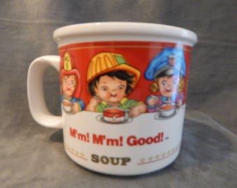 Vintage Campbell's Soup Mug 1993 by Westwood