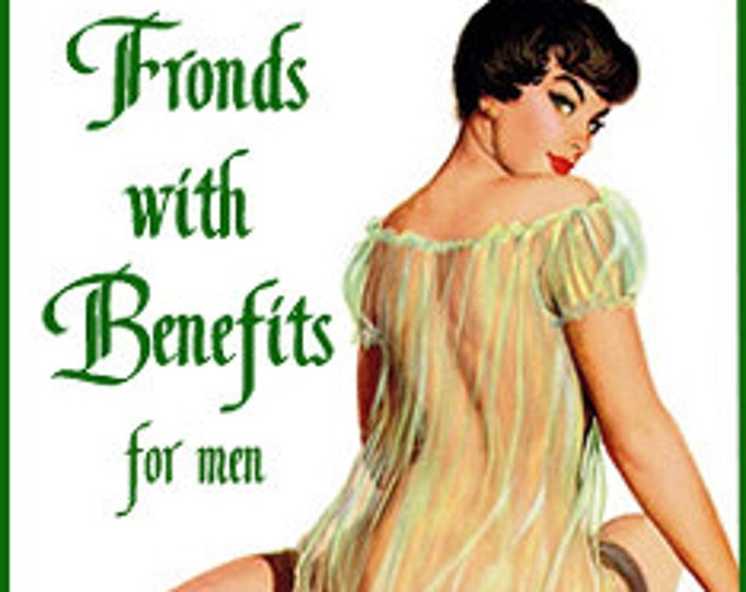 Fronds with Benefits ~ Fragrance for Men ~ 1/3 fl.oz. - Love Potion Magickal Perfumerie