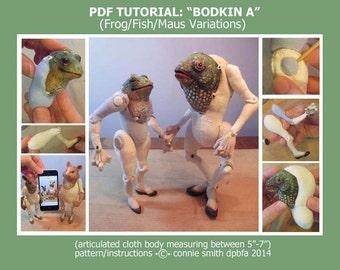 PDF Bodkin A Tutorial: Frog, Fish, Maus