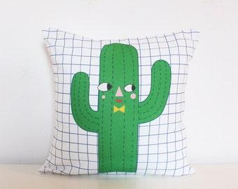 Cactus Cushion Pillow Cover
