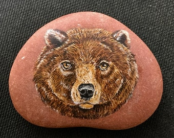 Grizzly Bear Rock