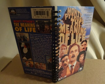 Monty Python's The Meaning of Life Notebook