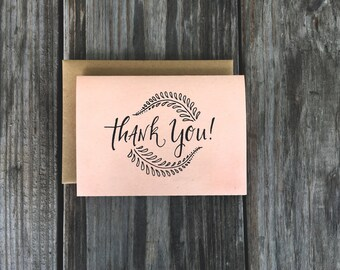 Wedding Thank You Card Set, Thank You Note Cards Bulk, Business Thank You Cards