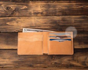 leather wallet mens wallet slim wallet for men card holder wallet travel wallet mens leather wallet thin leather wallet minimalist wallet